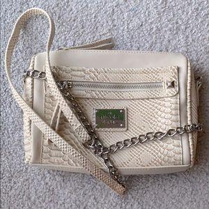 Crossbody animal print purse